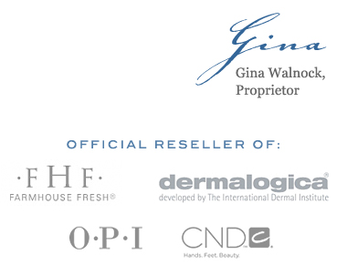 Reseller of Dermalogica, FarmHouse Fresh, OPI, and CND Products